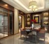 凤城世家-现代中式-4居室
