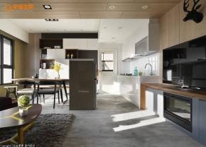 小清新 美式 现代 简约 舒适 收纳 80后 厨房图片来自幸福空间在50m²幸福 现代都会轻美式的分享