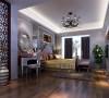 岭南新世界-现代风格-5居室