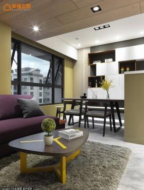 小清新 美式 现代 简约 舒适 收纳 80后 餐厅图片来自幸福空间在50m²幸福 现代都会轻美式的分享