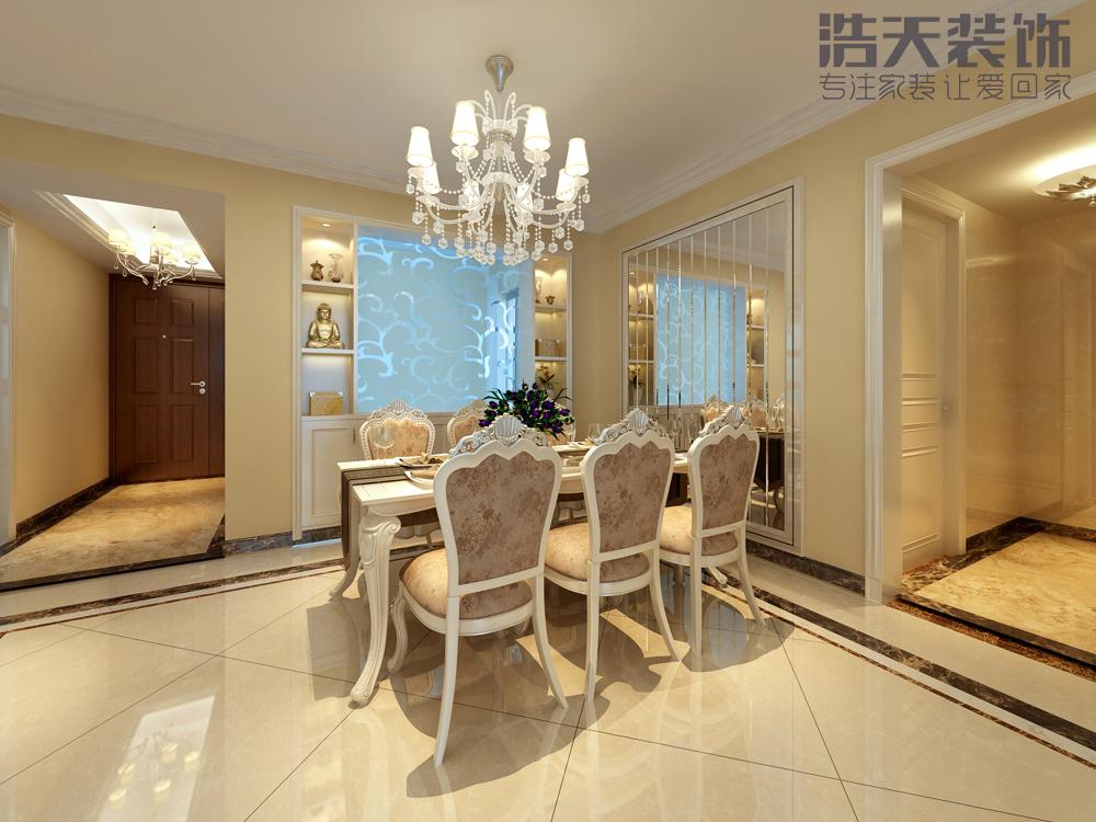 简约 欧式 餐厅图片来自用户5134260392在兰江山第-简欧风格的分享