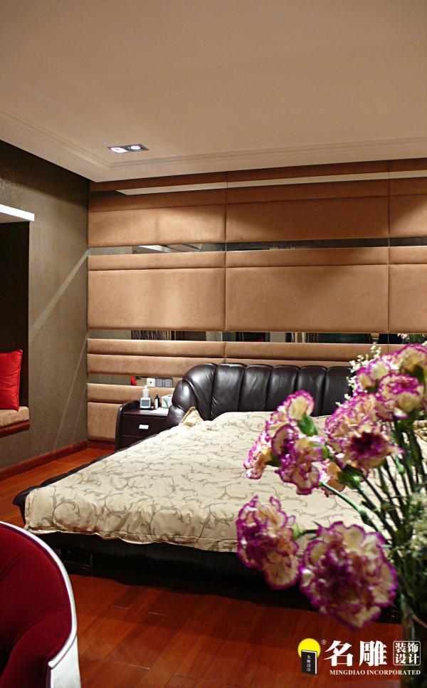 整个室空间的色调以暖色为主,每个人来到此都能品味到一种贵族生活韵味。