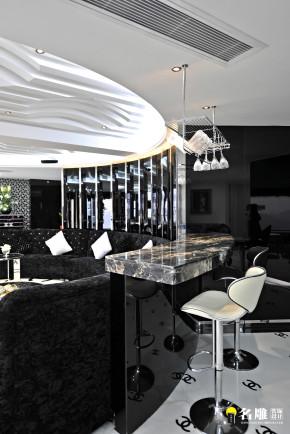 现代 四居室 高富帅 名雕装饰 其他图片来自名雕丹迪在现代风格—320平别具一格的家居的分享