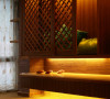 东南亚风格——三居室浪漫爱屋