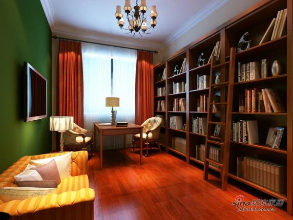 这样的书房,,你值得拥有