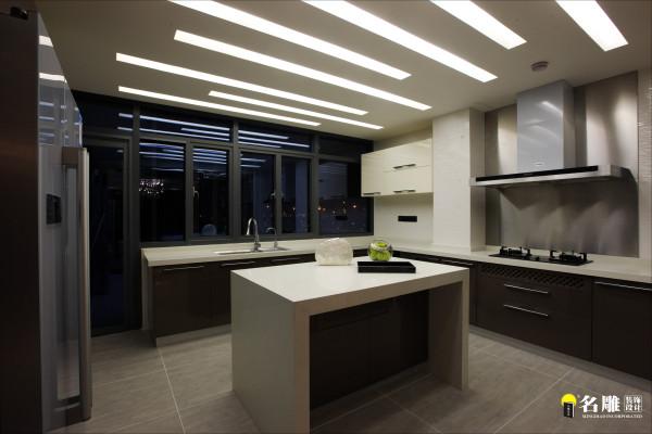 名雕装饰设计——厨房: