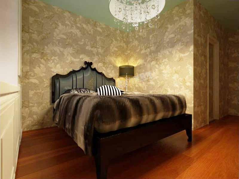 欧式 三居 收纳 旧房改造 80后 小资 卧室图片来自阳光力天装饰糖宝在星河荣御122㎡的分享