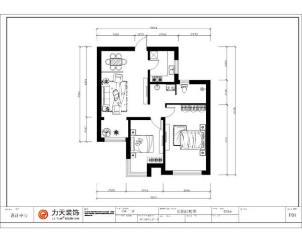 户型分析 本案是松江运河城高层的一个96平米的户型。次卧面积15平左右,窗户成一个直角,构成了一个简单的阳台。从主卧出来右手边是卫生间,卫生间分为干湿两区。外边放置洗手池和洗衣机,里边为淋浴区。