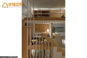 简约 混搭 收纳 别墅 小资 80后 小清新 舒适 楼梯图片来自幸福空间在50 m²光影 时间对话的分享