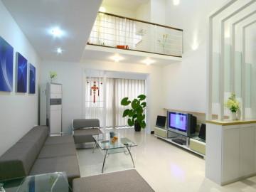 160平米公寓设计明媚家居生活
