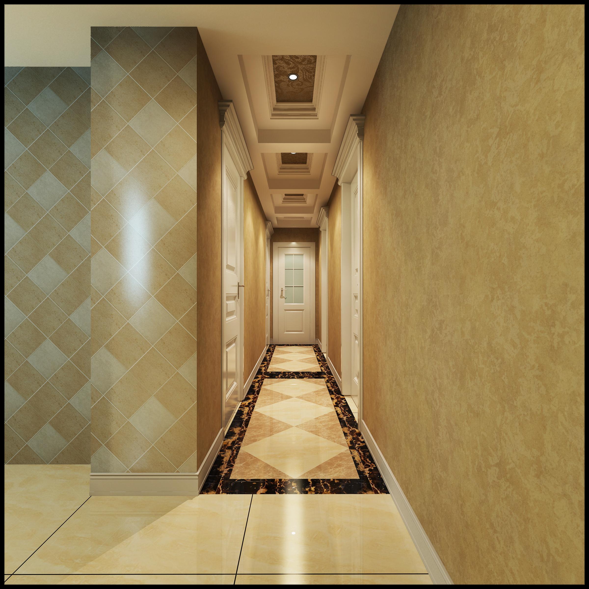 4居 欧式 150平米 庄士 装修 报价 家居 生活 整体家装 其他图片来自曹丹在庄士映蝶蓝湾-欧式风格-150平米的分享