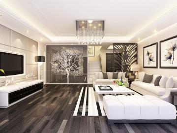 颐和山庄-220平米复式-现代风格