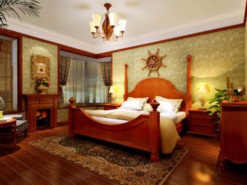 170平豪华中式之家
