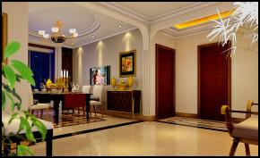 欧式 三居 文艺青年 公主房 小清新 客厅图片来自今朝装饰——李胜晓在丰台的分享