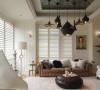 家具结合现有的装饰,是空间最完美的装饰,丰富空间,使得简欧风格和谐、完美呈现。