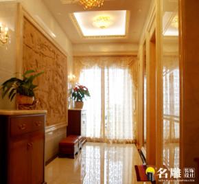 新古典 五居 低调奢华 高富帅 名雕装饰 客厅 卧室 其他图片来自名雕装饰设计在新古典—285平五居室温馨家居的分享
