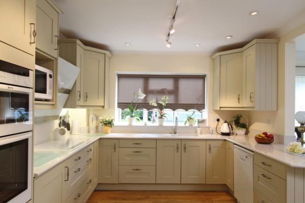 海棠湾128㎡装修设计案例 厨房效果图