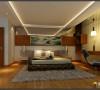 新中式—320平雅致别墅装修