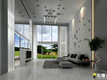 现代风格——360平高尚家居空间