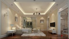 新古典 别墅 高富帅 银白光影 别墅装修 名雕丹迪 卧室图片来自名雕丹迪在新古典—500平银白光影别墅装修的分享