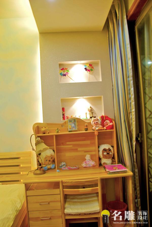 名雕装饰设计—儿童房