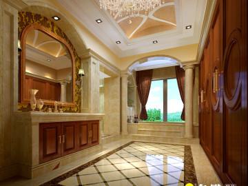 简欧风格——600平低调奢华别墅