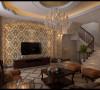此户型以以欧式主题,结合客户自身的需求与习惯,作品通过大理石的大量运用,以大理石的天然独特的个性表达了空间的独特性,大厅的菱形地砖铺贴使大厅的空间感更加灵动!