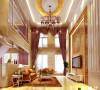 简欧风格——250平别墅装修设计