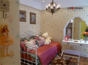 混搭 三居 可爱 温馨 舒适 80后 儿童房图片来自朗润装饰工程有限公司在112平可爱混搭三居室的分享