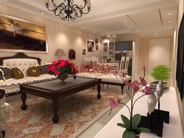 本设计方案的业主,对自己未来的居住空间要求低调奢华但不失大雅,