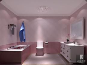 简约 现代 三居 公寓 白领 80后 小资 高富帅 白富美 卫生间图片来自北京高度国际装饰设计在濠景阁现代简约公寓的分享