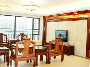 中信红树湾现代中式大宅