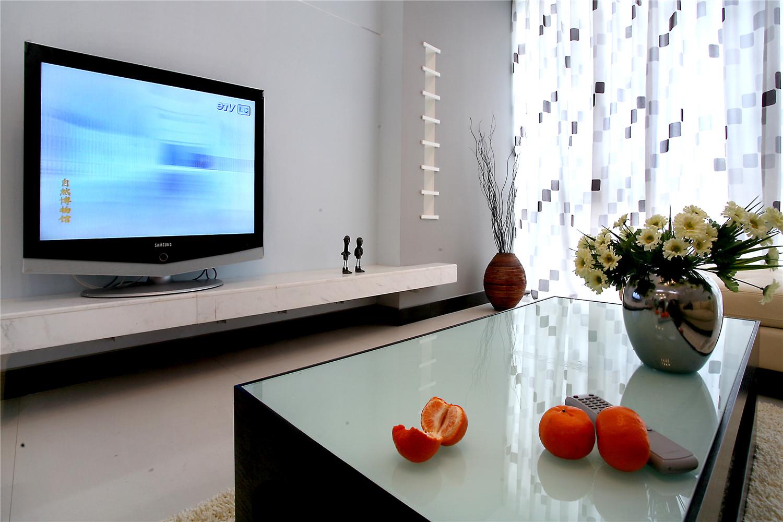三居 客厅图片来自实创装饰晶晶在实创装饰之现代保利天鹅语案例的分享