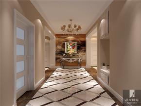 简约 现代 三居 公寓 白领 80后 小资 高富帅 白富美 玄关图片来自北京高度国际装饰设计在濠景阁现代简约公寓的分享