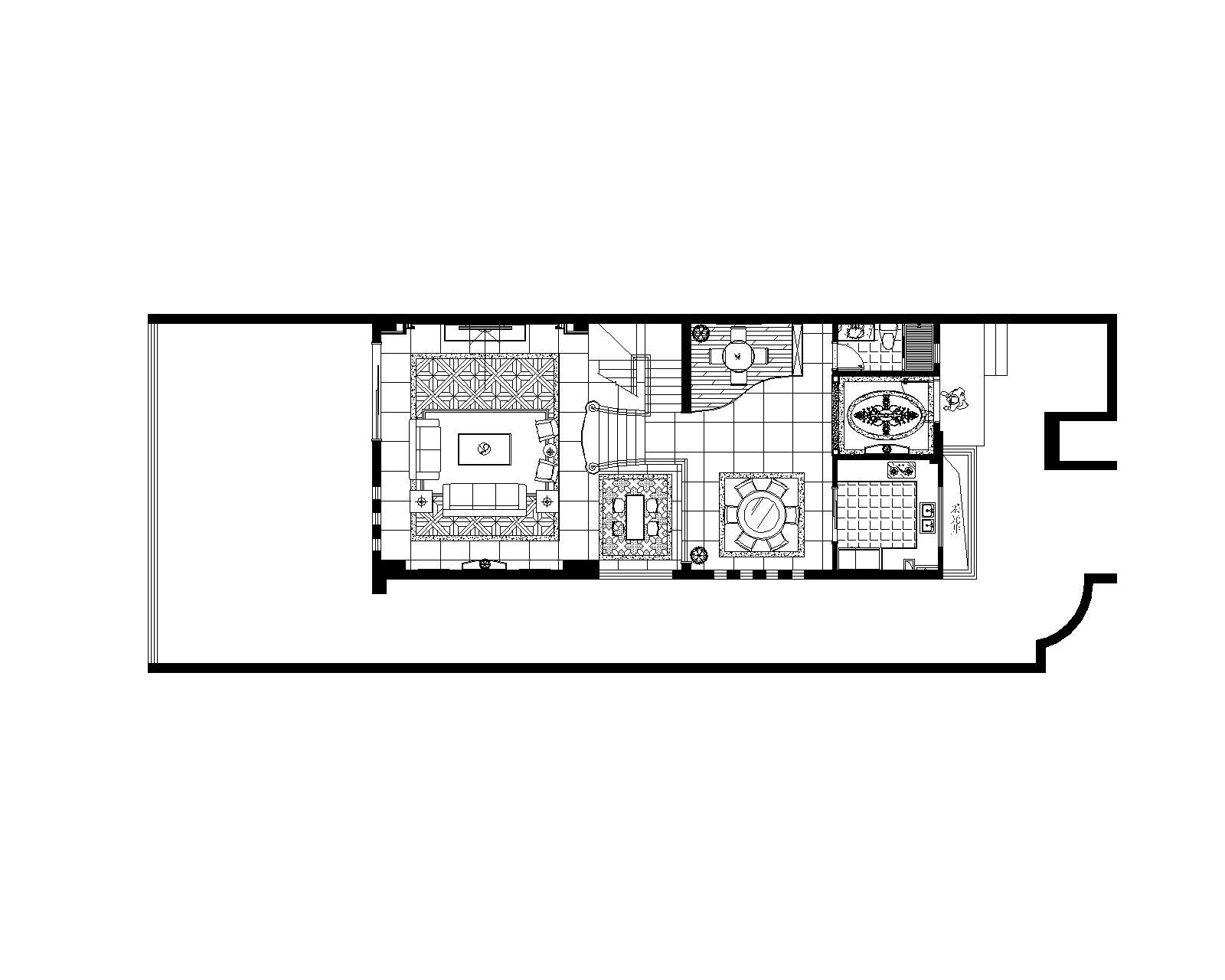 金山谷 新房装修 公寓装修 实创装饰 老房装修 装修报价 户型图图片来自广州-实创装饰在金山谷的分享