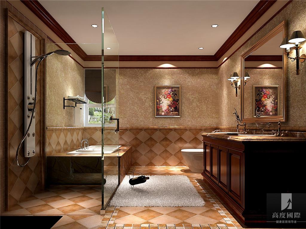 简约 欧式 托斯卡纳 公寓 别墅 白领 80后 小资 高富帅 卫生间图片来自北京高度国际装饰设计在金色漫香苑·浪漫家园的分享