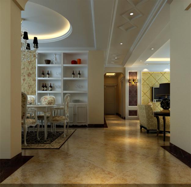 简约 三居 收纳 餐厅图片来自刘建勋在阳光城装修样板间的分享