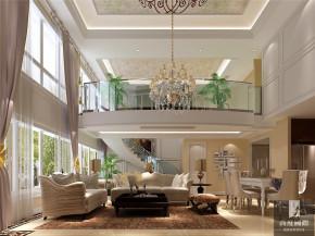 低调奢华 欧式 公寓 别墅 白领 80后 小资 高富帅 白富美 楼梯图片来自北京高度国际装饰设计在林肯公园·浪漫奢华公寓的分享