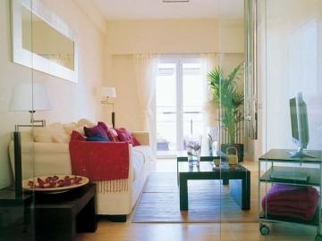 60平简约实用的小公寓