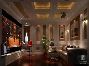 简约 欧式 别墅 白领 叠拼 80后 小资 高富帅 白富美 其他图片来自北京高度国际装饰设计在中海尚湖世家叠拼欧式别墅的分享