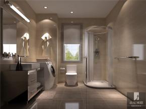 简约 中式 二居 白领 80后 小资 高富帅 白富美 高度 卫生间图片来自北京高度国际装饰设计在筑华年·新中式公寓的分享