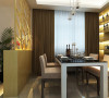 简约现代-三居室-富丽而堂皇。
