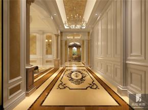 简约 欧式 别墅 白领 叠拼 80后 小资 高富帅 白富美 玄关图片来自北京高度国际装饰设计在中海尚湖世家叠拼欧式别墅的分享