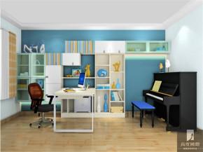 简约 现代 三居 白领 80后 小资 公寓 白富美 高富帅 书房图片来自北京高度国际装饰设计在为梦想·新高度的分享