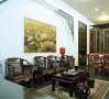 中式风格-500平独特东方别墅装修
