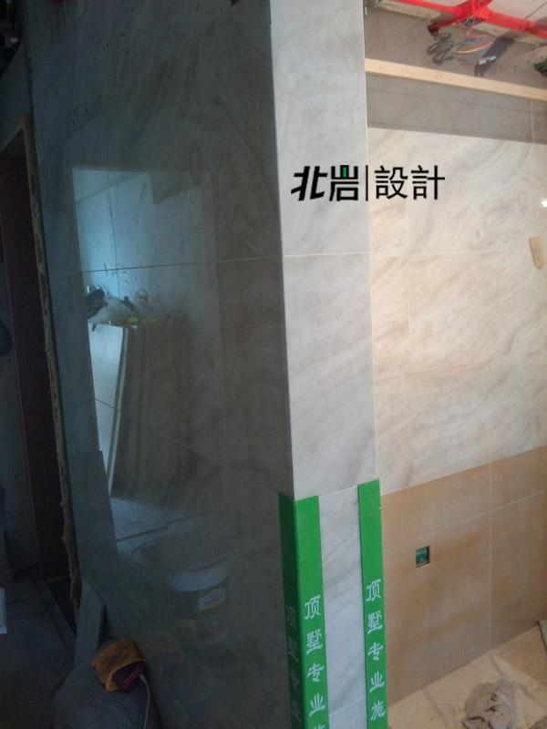 现代 跃层 北岩 招商紫金山 厨房图片来自北岩DESIGN在招商紫金山 黄宅 现代 瓦木工中的分享