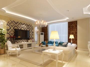 高贵典雅的欧式新居