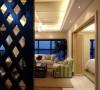 水沐环岛 现代风格设计