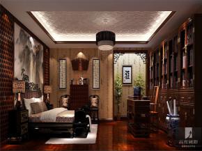 高度国际 欧式 叠拼 别墅 白领 80后 小资 高富帅 白富美 书房图片来自北京高度国际装饰设计在爱她,就给她一个家的分享