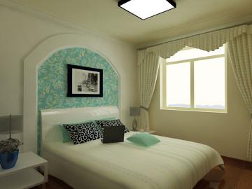 色调统一主题鲜明的130平house